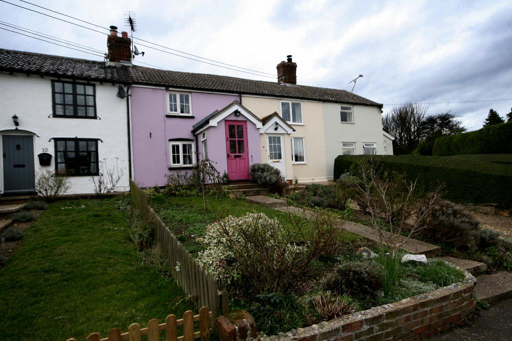 2 Bedrooms Terraced House for sale in Stoney Lane, Burthorpe Green, Barrow, Bury St Edmunds IP29