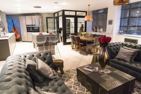 3 bedroom triplex to rent - Queensway House, Livery Street, Birmingham B3