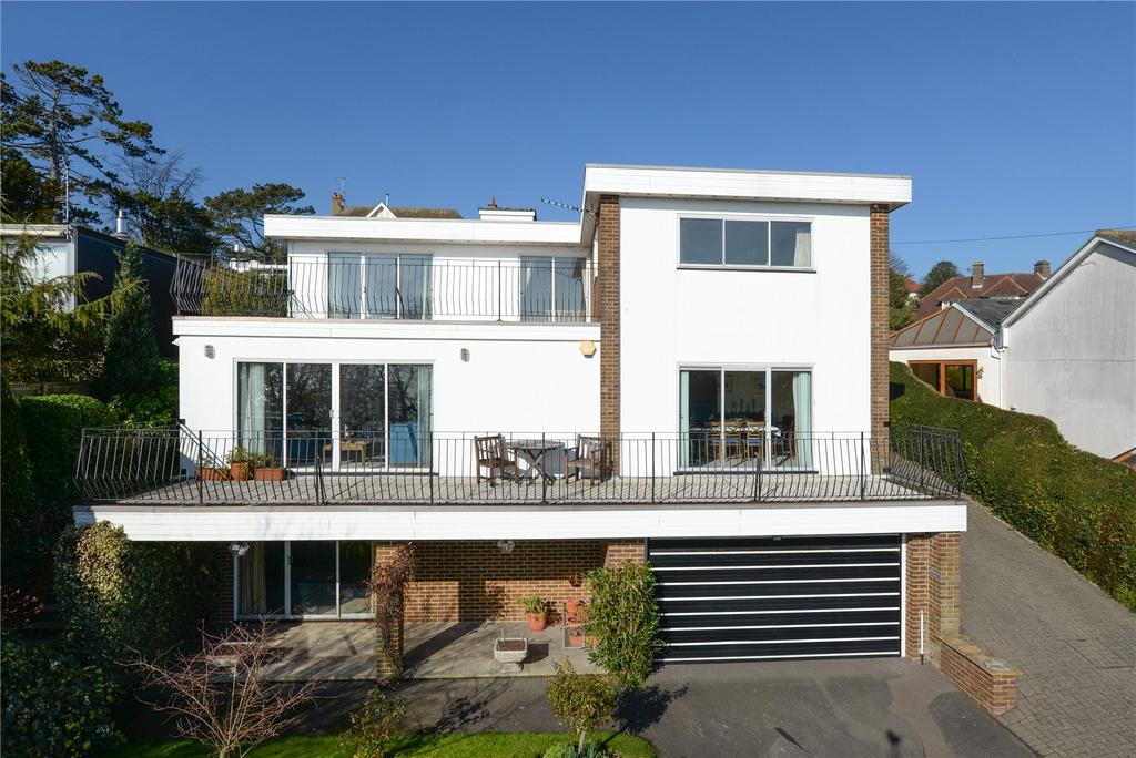 4 Bedrooms Detached House for sale in Granville Road, St. Margarets Bay, Dover, Kent