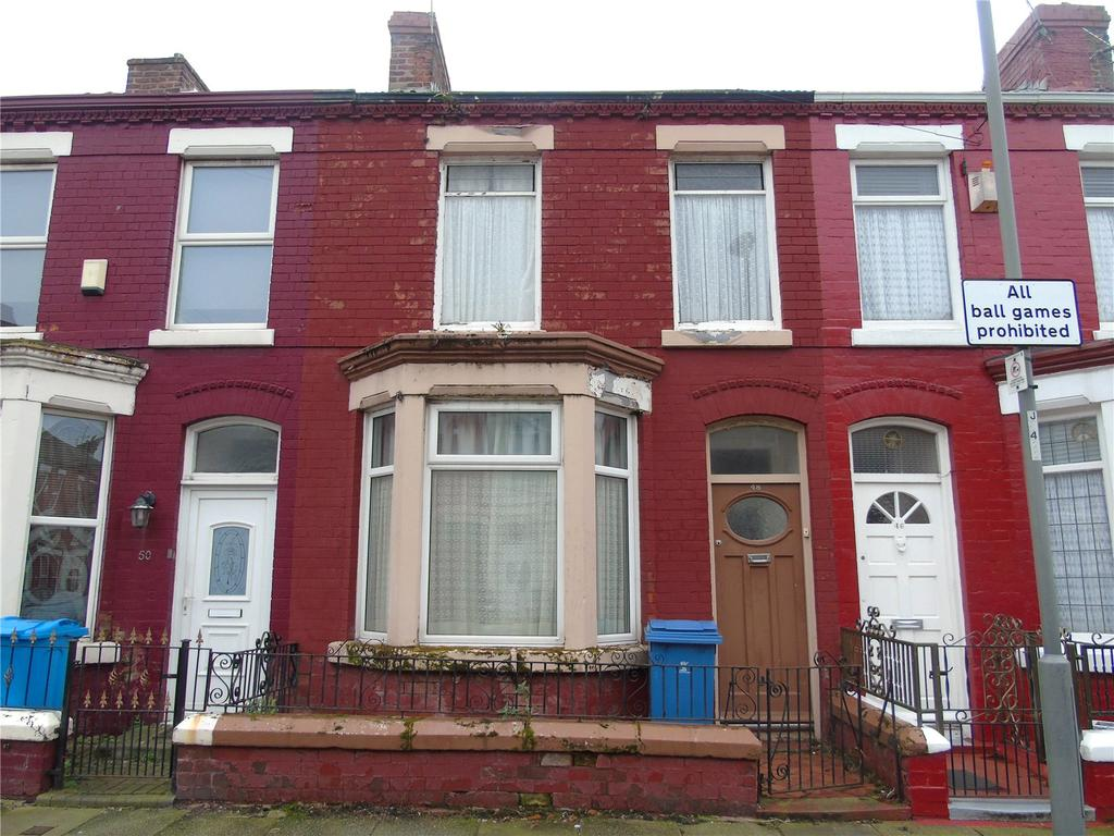3 Bedrooms Terraced House for sale in Elmdale Road, Liverpool, Merseyside, L9