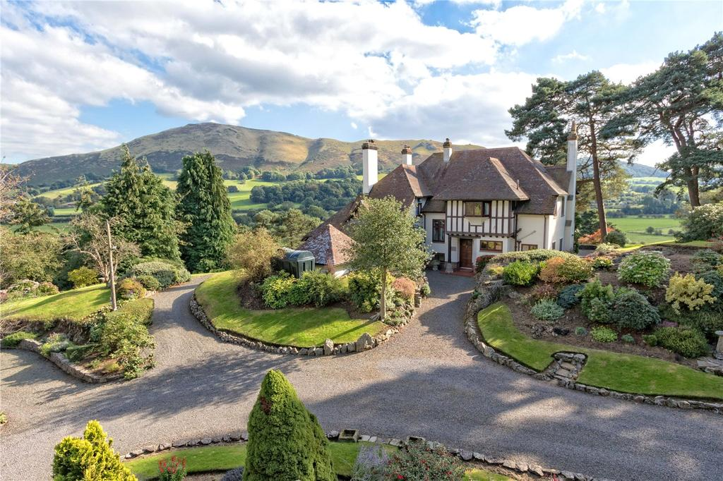 5 Bedrooms Detached House for sale in All Stretton, Church Stretton, Shropshire