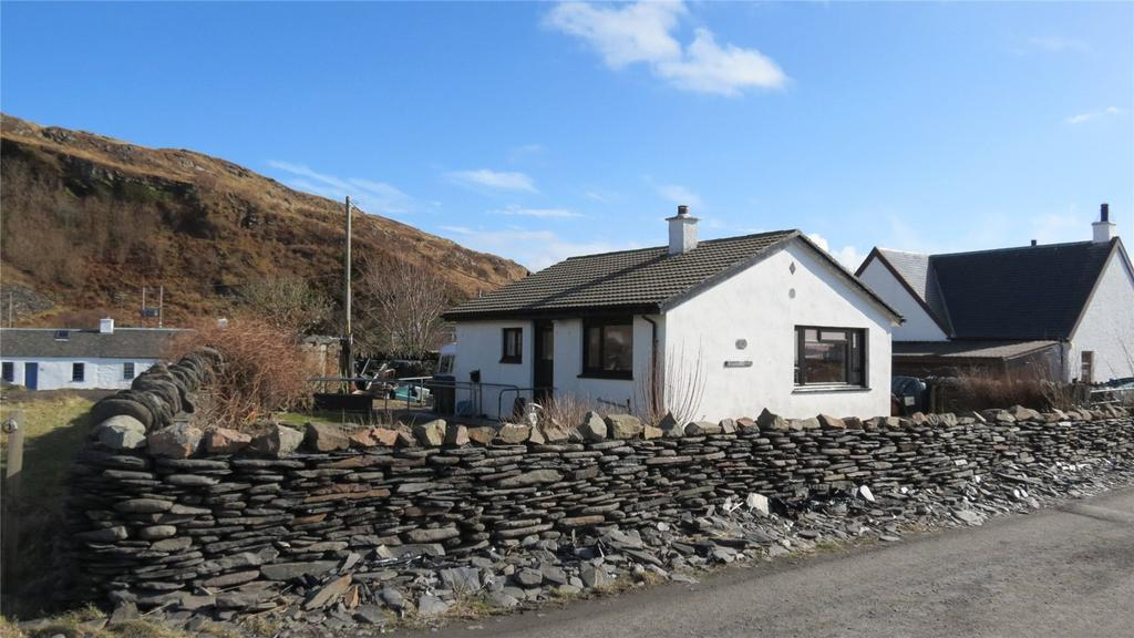 1 Bedroom Detached Bungalow for sale in Scaraben, Cullipool, Oban, Argyll and Bute, PA34