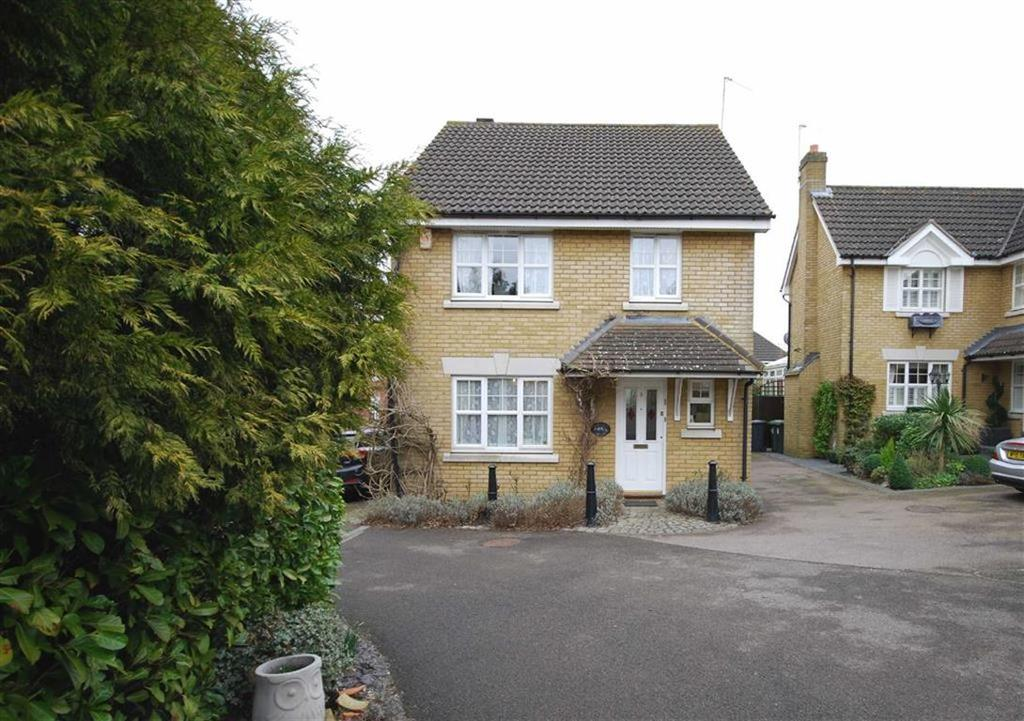 4 Bedrooms Detached House for sale in Southerton Way, Shenley