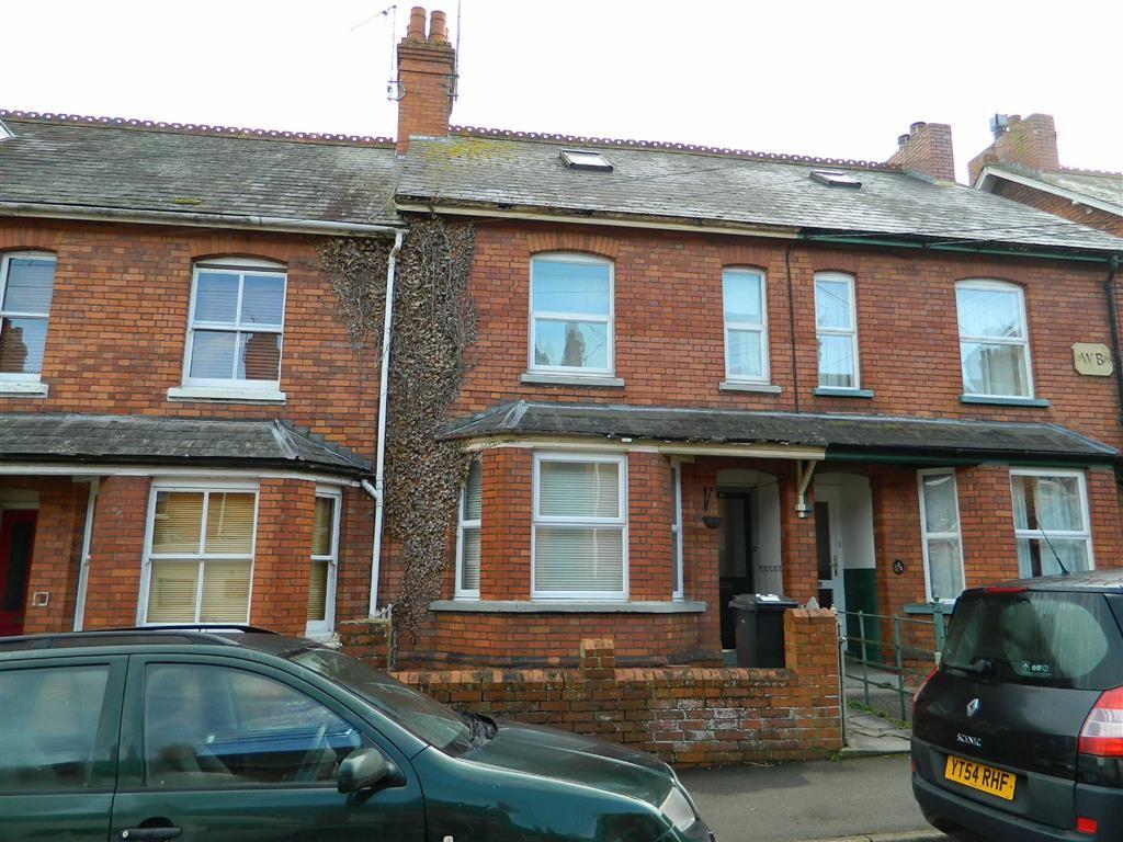 4 Bedrooms Semi Detached House for sale in Bovet Street, Wellington, Wellington, Somerset, TA21