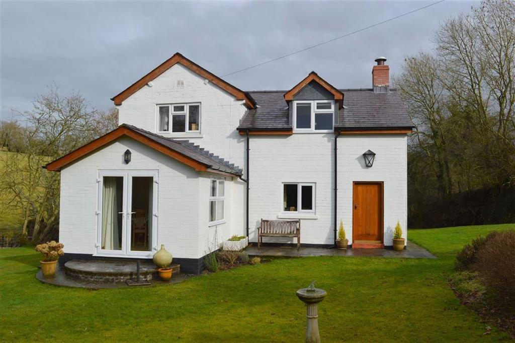 3 Bedrooms Detached House for sale in Felin Fach, Adfa, Newtown, Powys, SY16