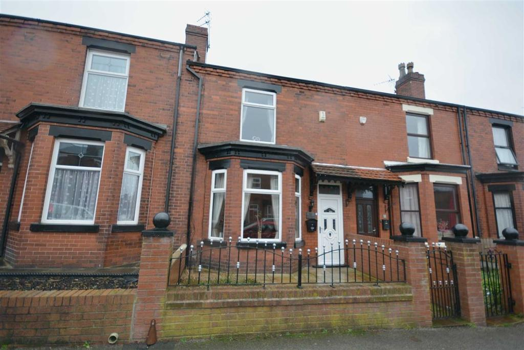 3 Bedrooms Terraced House for sale in Barnsley Street, Springfield, Wigan, WN6
