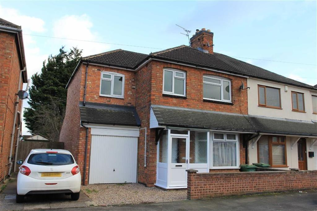 4 Bedrooms Semi Detached House for sale in Waterloo Crescent, Wigston, Leicestershire