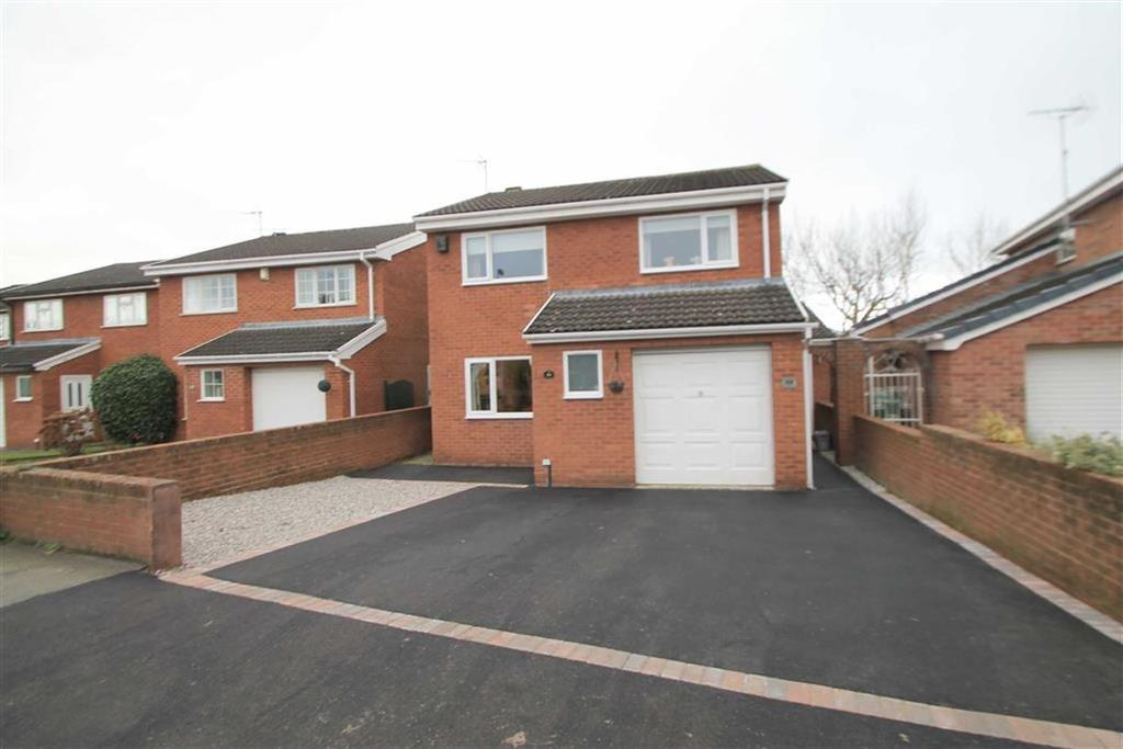 3 Bedrooms Detached House for sale in Goulbourne Avenue, Borras, Wrexham