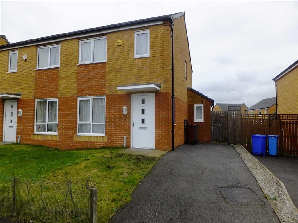 2 Bedrooms Semi Detached House for sale in Dysart Street, Beswick