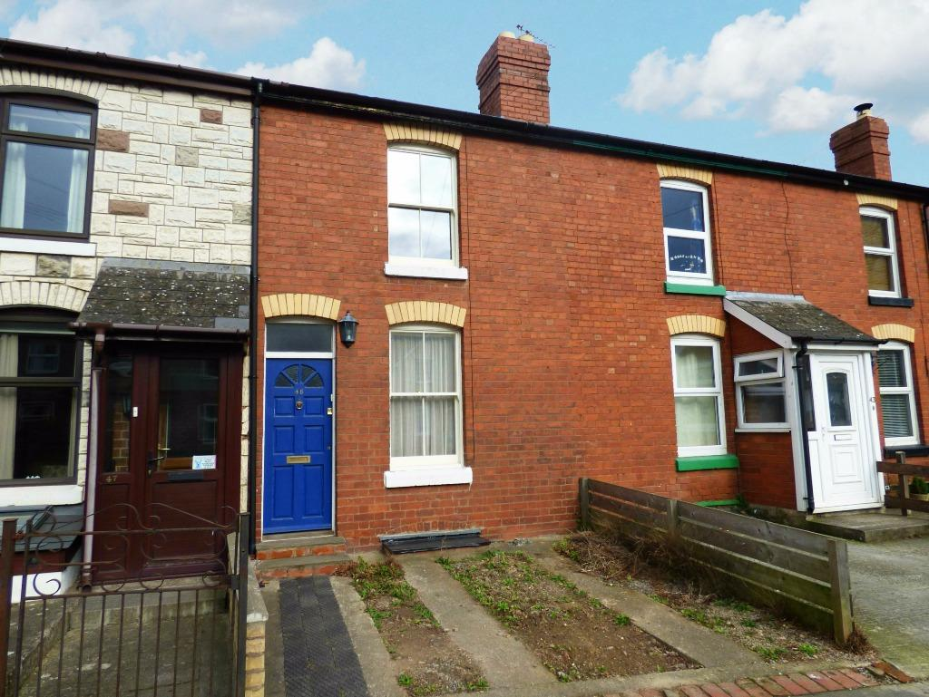 2 Bedrooms Terraced House for sale in Westfaling Street, Whitecross, Hereford