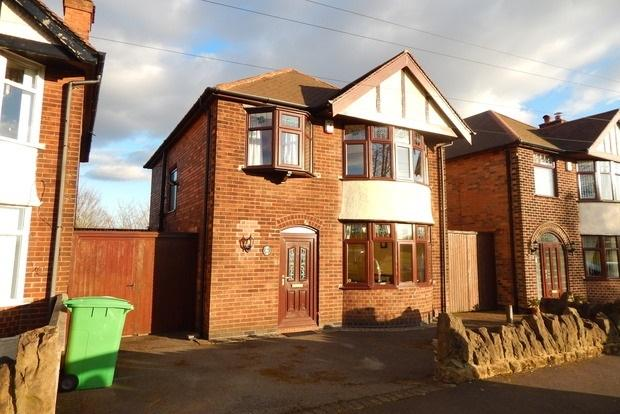 3 Bedrooms Detached House for sale in Grassington Road, Aspley, Nottingham, NG8