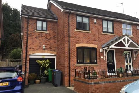 1 bedroom semi-detached house to rent - Silverlea Drive, Blackley, Manchester