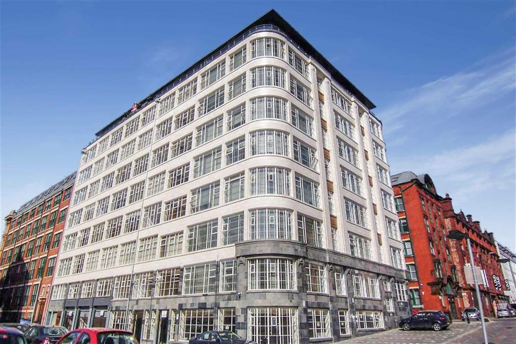 2 Bedrooms Apartment Flat for sale in The Met Apartments, Northern Quarter, Manchester, M1