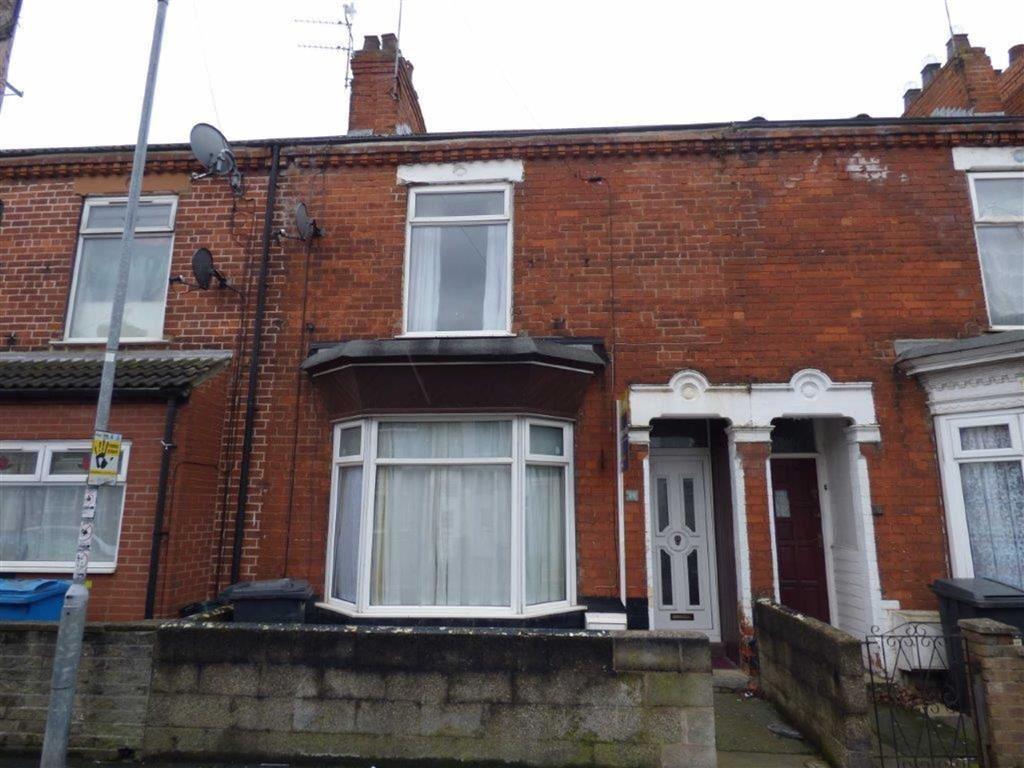 2 Bedrooms Terraced House for sale in Devon Street, Hull, East Yorkshire, HU4