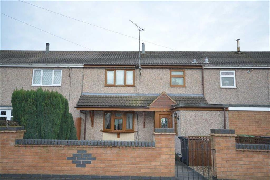 3 Bedrooms Terraced House for sale in Ryhope Close, Bedworth