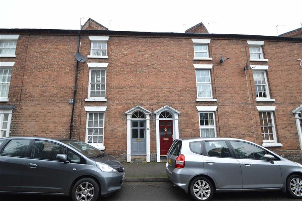 3 Bedrooms Terraced House for sale in The Mount, Shrewsbury