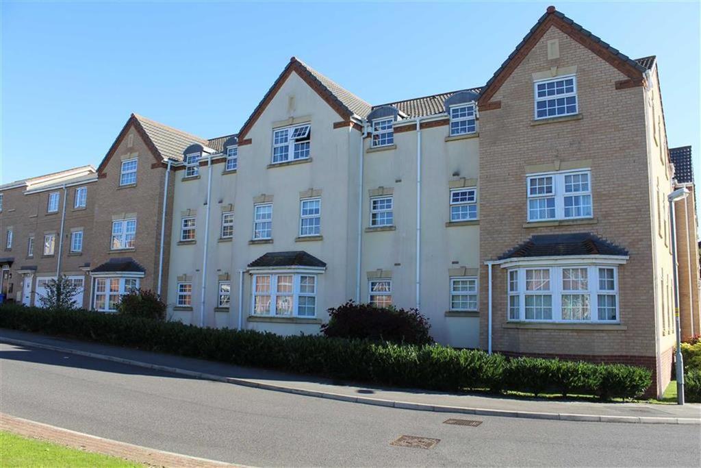 2 Bedrooms Flat for sale in Marton House, Bridlington, East Yorkshire, YO16