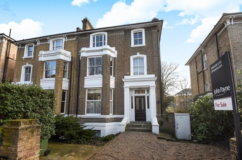 2 Bedrooms Flat for sale in Granville Park London SE13