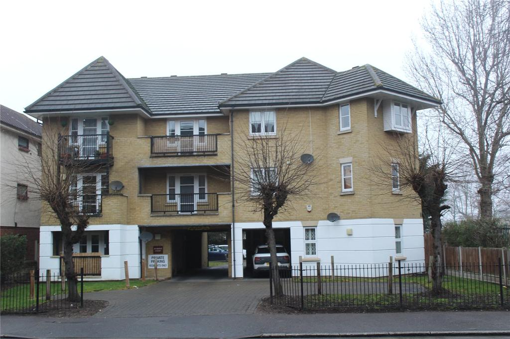 2 Bedrooms Apartment Flat for sale in Heybridge Court, 92 London Road, Romford, RM7