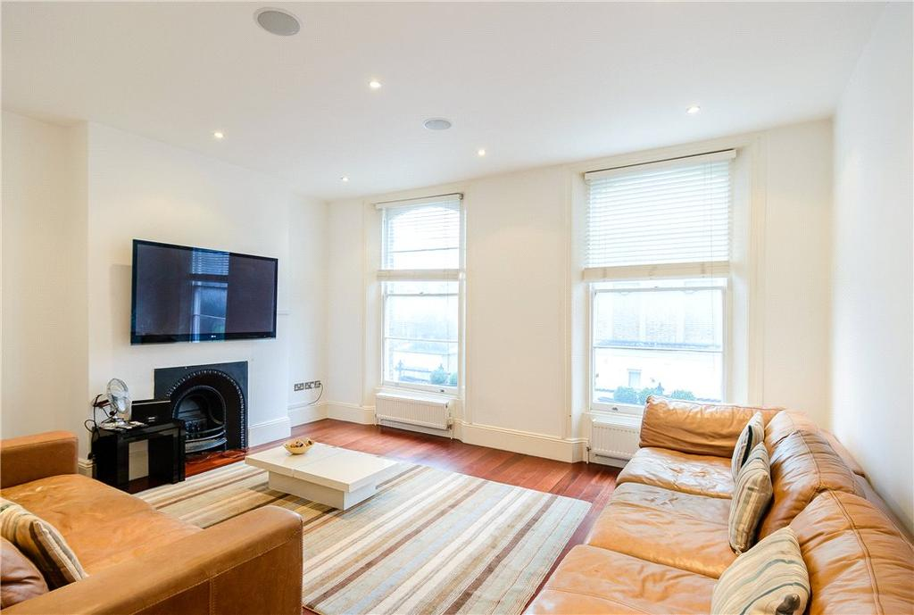4 Bedrooms Maisonette Flat for sale in Arundel Square, Islington, London, N7