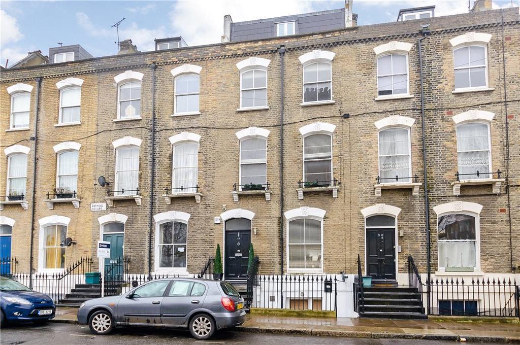 4 Bedrooms Maisonette Flat for sale in Arundel Square, Islington, London, N7