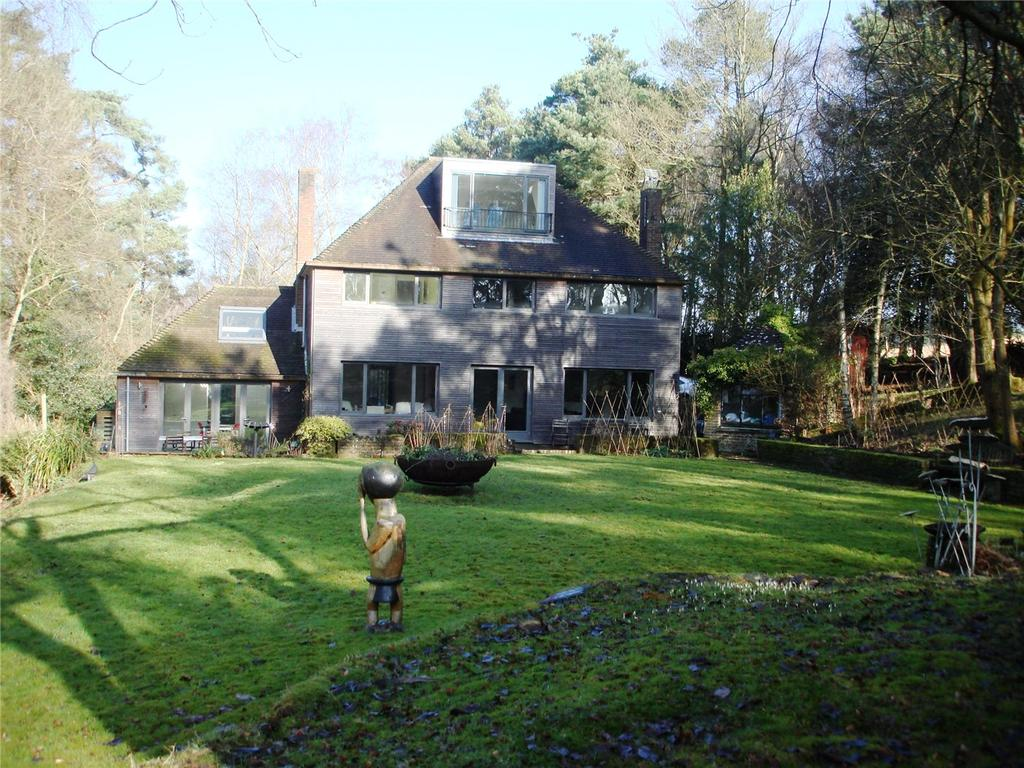 4 Bedrooms Detached House for sale in Kidds Hill, Colemans Hatch, Hartfield, East Sussex, TN7