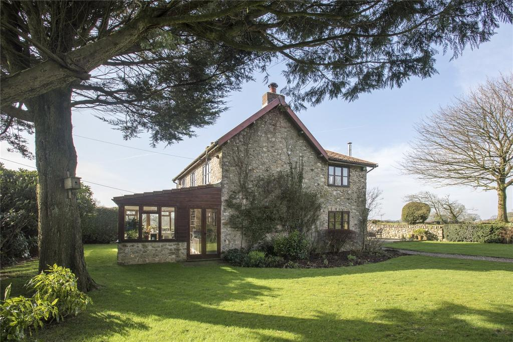 3 Bedrooms Detached House for sale in Smeatharpe, Honiton, Devon, EX14