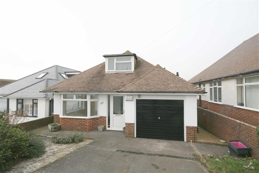 3 Bedrooms Detached Bungalow for sale in Longridge Avenue, Saltdean