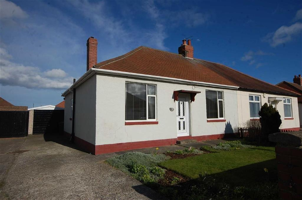 2 Bedrooms Semi Detached Bungalow for sale in Lisle Road, South Shields