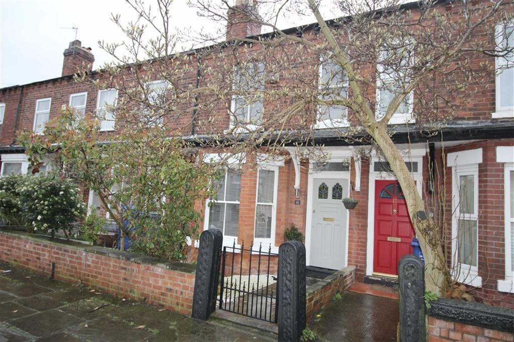 2 Bedrooms Terraced House for sale in Whalley Avenue, Chorlton