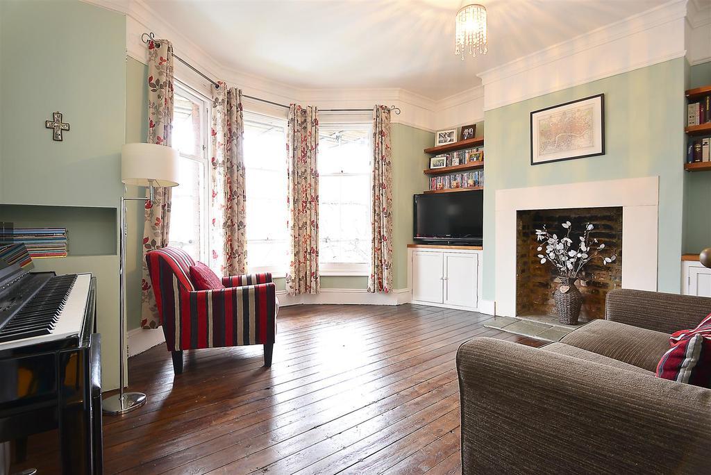 2 Bedrooms Flat for sale in Burnbury Road, Balham, SW12