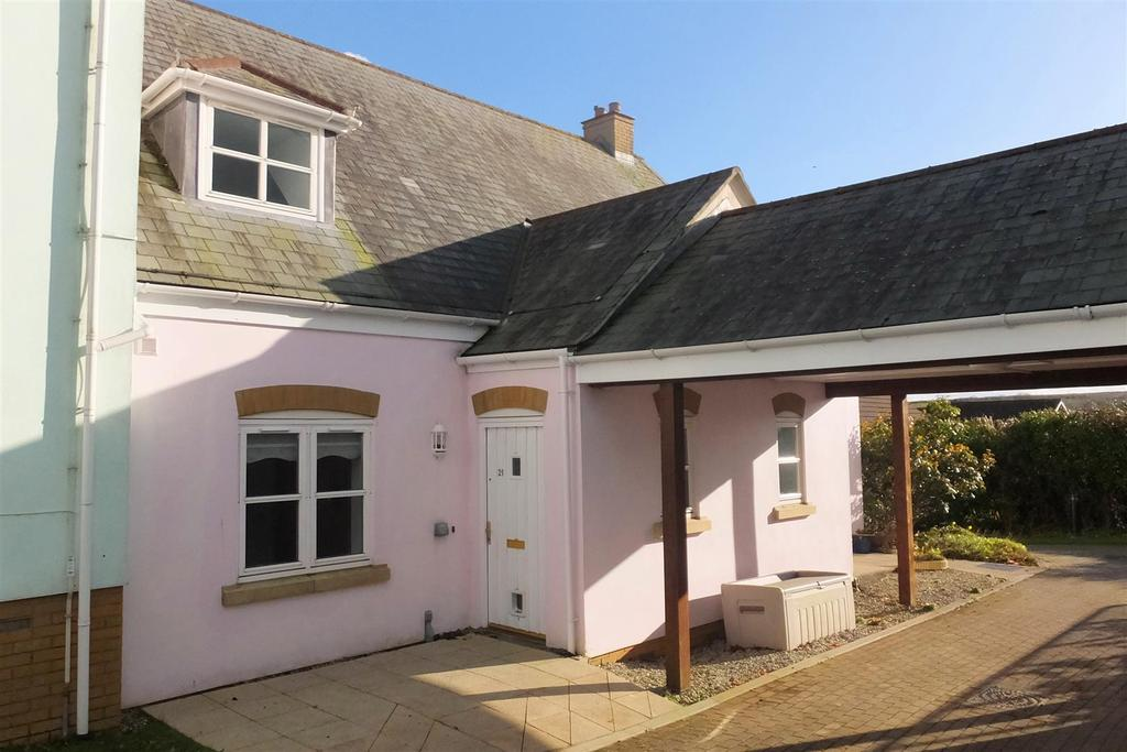 3 Bedrooms Cottage House for sale in Roseland Parc, Tregony