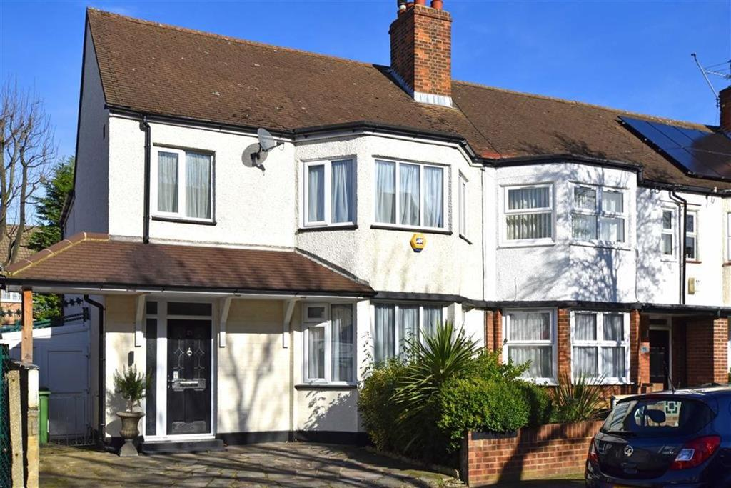 4 Bedrooms End Of Terrace House for sale in Lytchet Road, Bromley, Kent