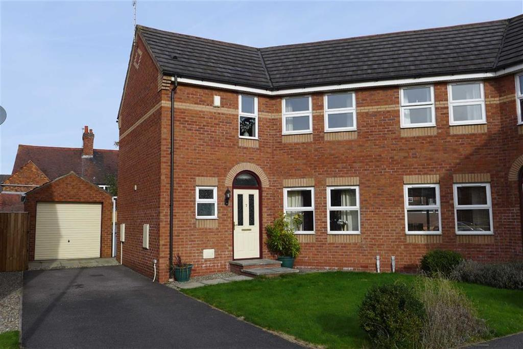 3 Bedrooms Semi Detached House for sale in Dario Gradi Drive, Crewe