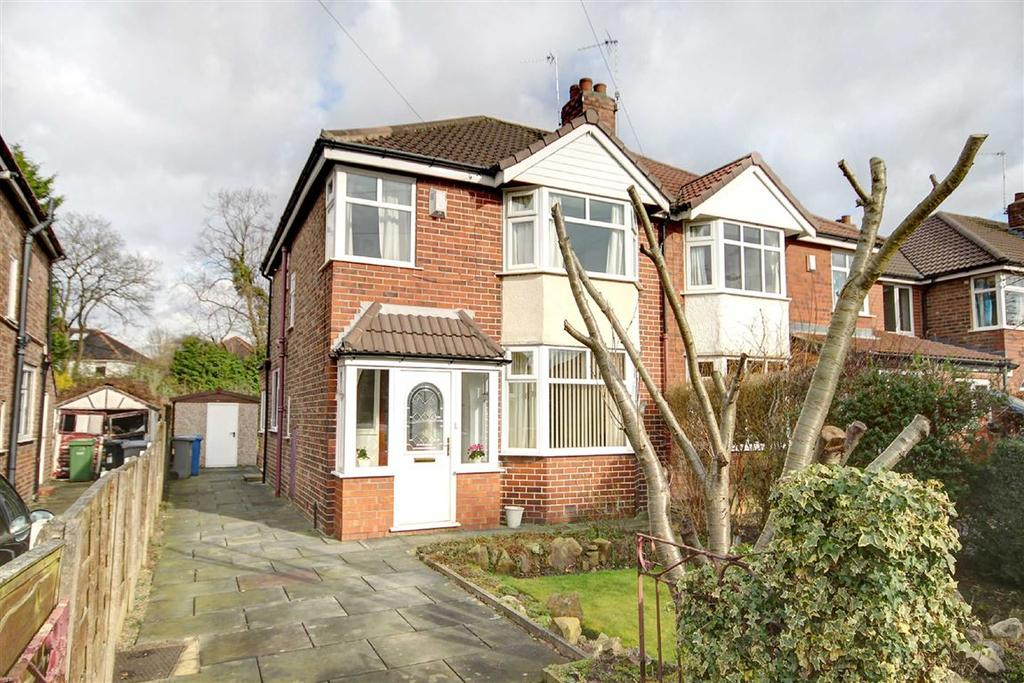 3 Bedrooms Semi Detached House for sale in Woodhouse Lane East, Timperley, Cheshire