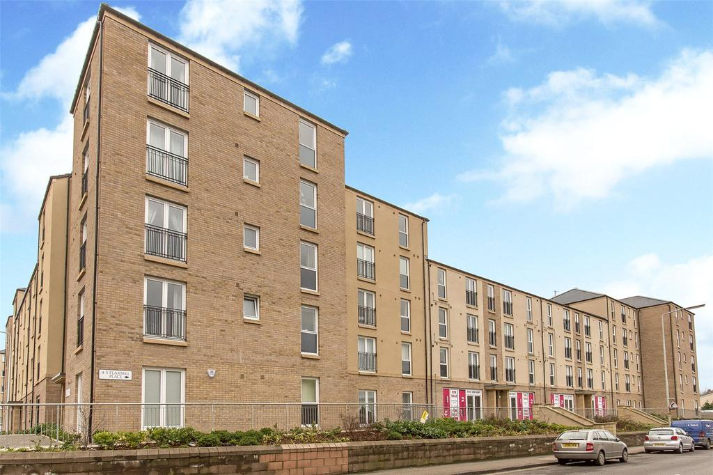 2 Bedrooms Flat for sale in 5/5 Flaxmill Place, Edinburgh, EH6