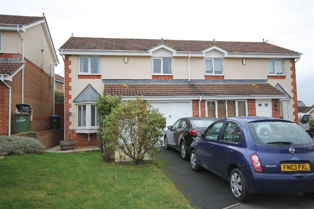3 Bedrooms Semi Detached House for sale in Dean Park, Ferryhill, County Durham