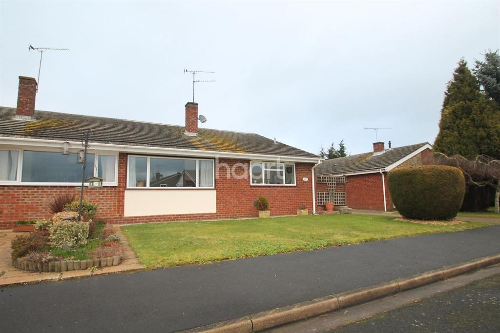 3 Bedrooms Bungalow for sale in Willant Close