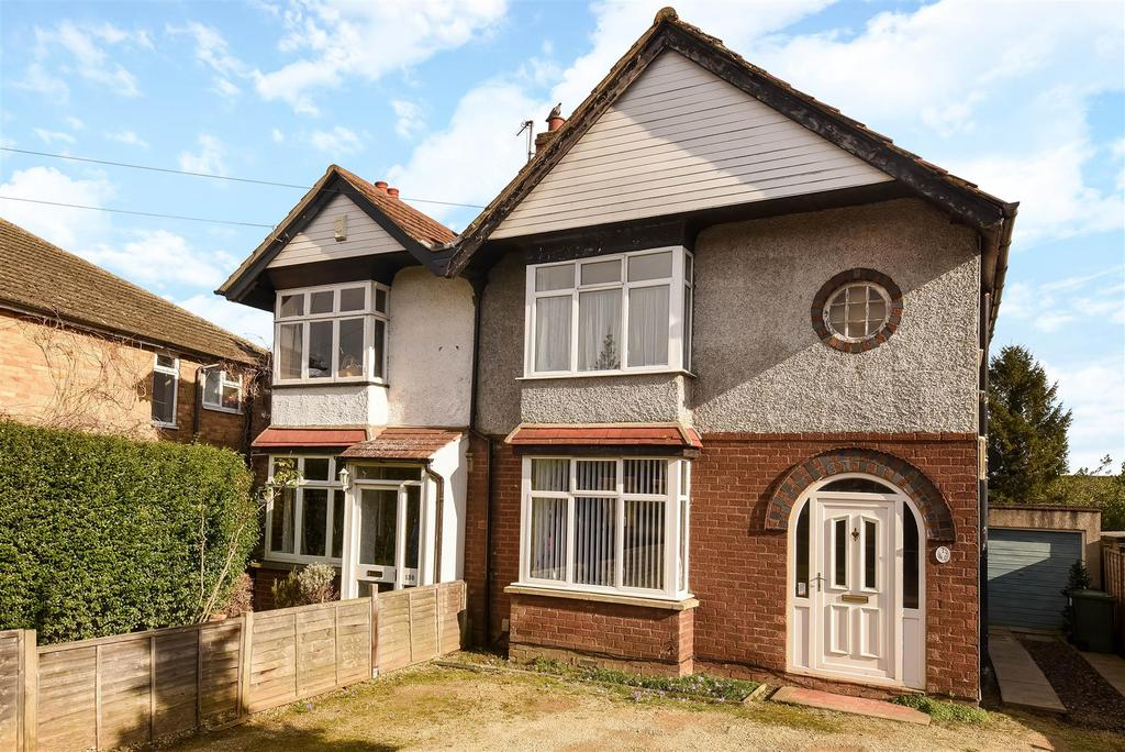 3 Bedrooms Semi Detached House for sale in Oxford Road, Cowley