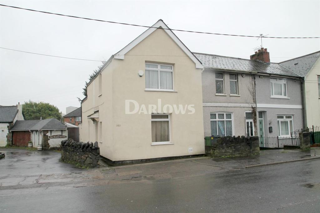3 Bedrooms End Of Terrace House for sale in New Road, Rumney, Cardiff