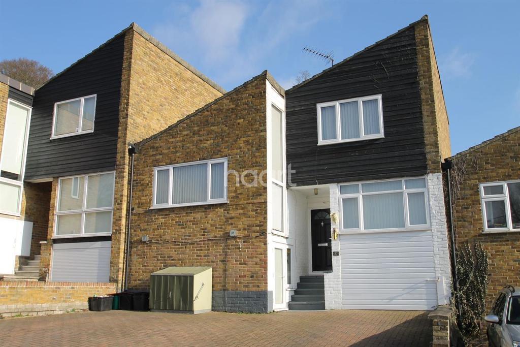 4 Bedrooms Terraced House for sale in Polesteeple Hill, Biggin Hill