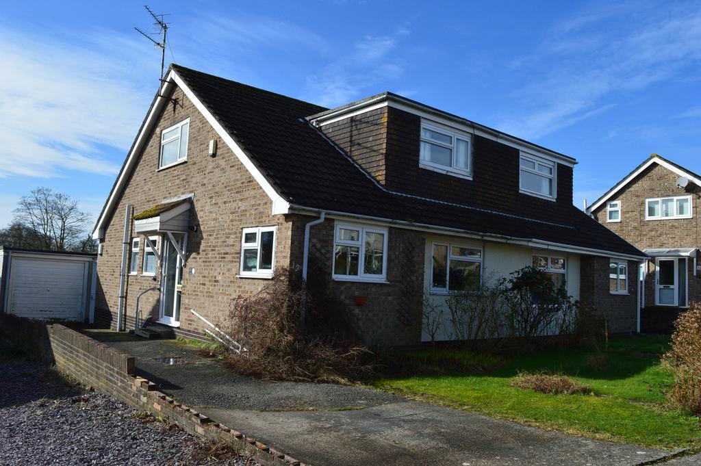 3 Bedrooms Semi Detached House for sale in Heol y Felin, Llantwit Major, Vale of Glamorgan CF61
