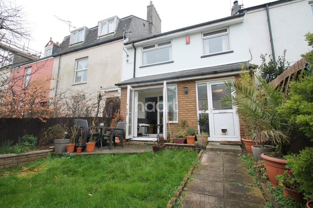 3 Bedrooms Terraced House for sale in Clarence Place, Morice Town