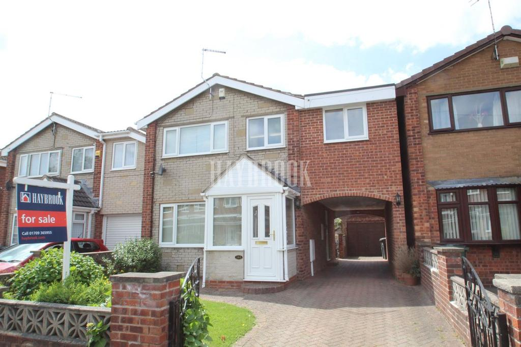 5 Bedrooms Detached House for sale in Hill View Road, Kimberworth, Rotherham