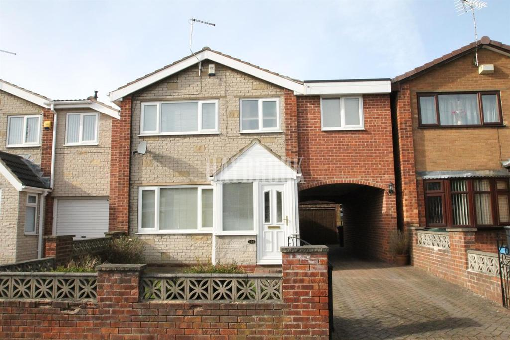5 Bedrooms Detached House for sale in Kimberworth, Rotherham