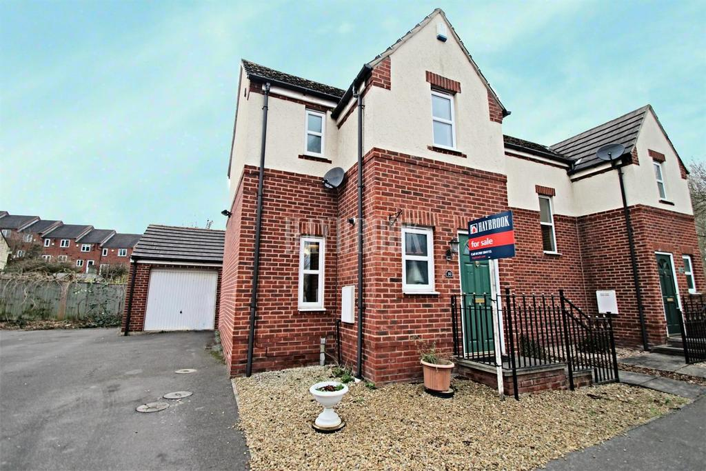 3 Bedrooms Semi Detached House for sale in Riverside Close, Conisbrough