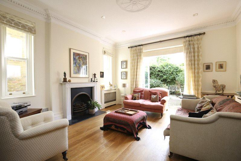 7 Bedrooms Detached House for sale in Ravenscourt Square, London, W6