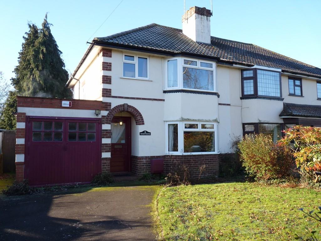 3 Bedrooms Semi Detached House for sale in Edenbridge, Kent, TN8