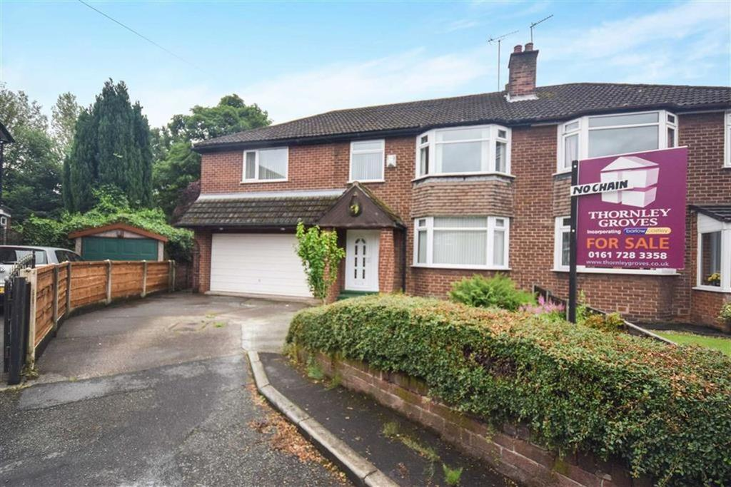 5 Bedrooms Semi Detached House for sale in The Nook, Eccles