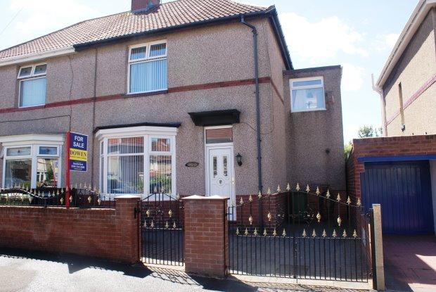 4 Bedrooms Semi Detached House for sale in GIVENS STREET, ROKER, SUNDERLAND NORTH